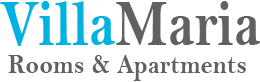 Villa Maria Rooms & Apartments logo